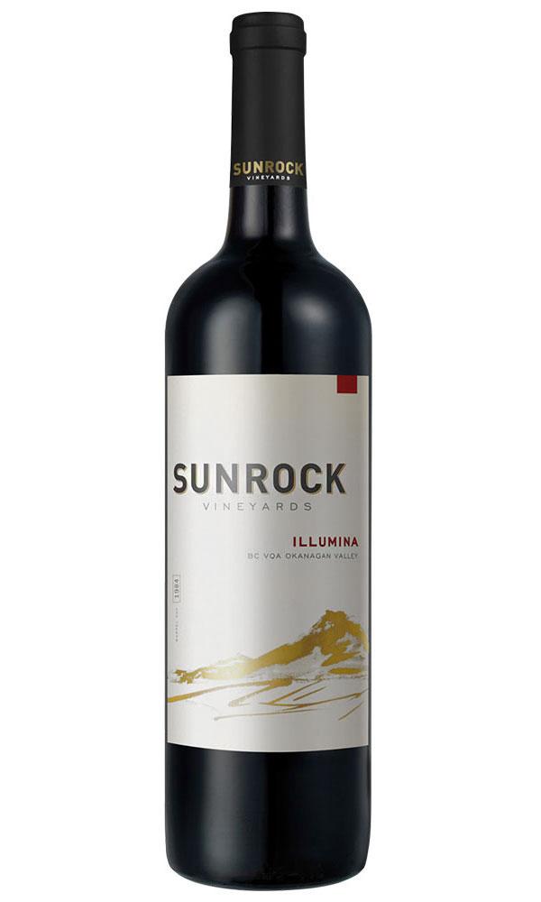 Sunrock Vineyards Illumina Wine