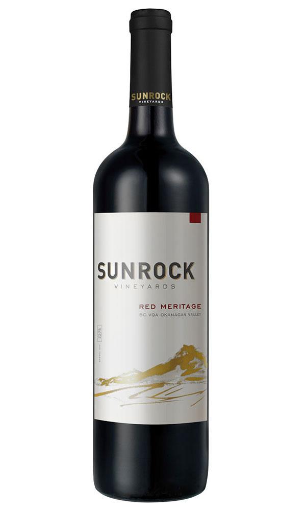 Sunrock Vineyards Red Meritage Wine
